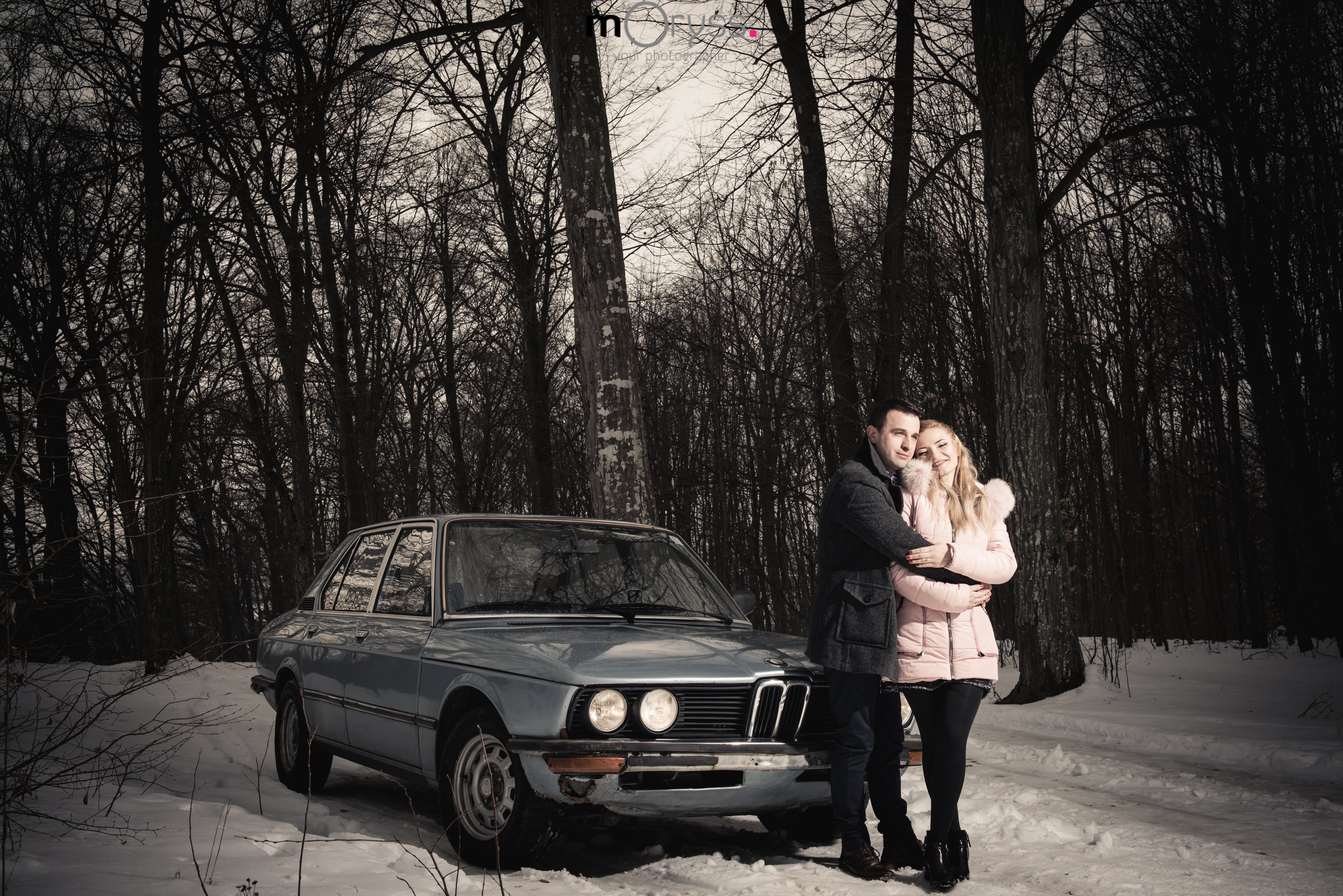 Sesiune foto Alina si Marius